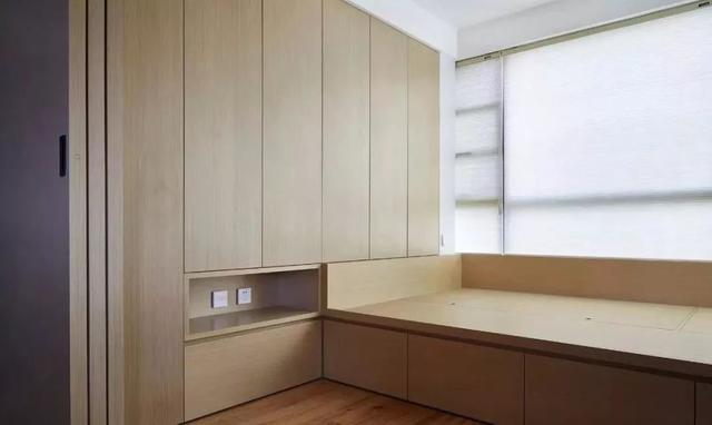 110㎡现代简约三居室 空间宽敞收纳好