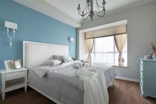 卧室窗帘慎重选择 别让窗帘拉低卧室颜值