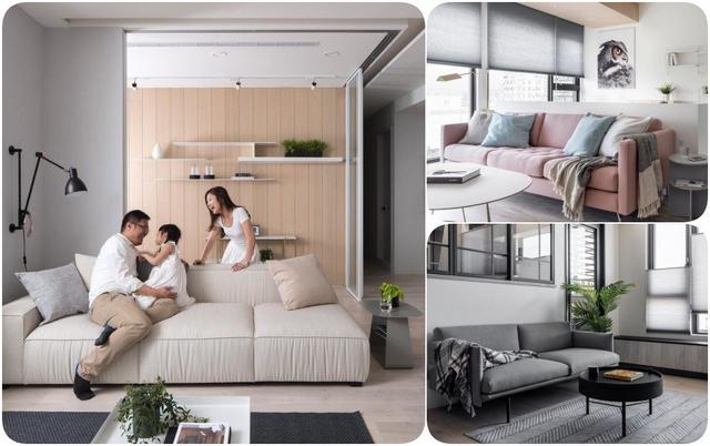 送你五款北歐風沙發,營造舒適好生活,北歐迷快收藏