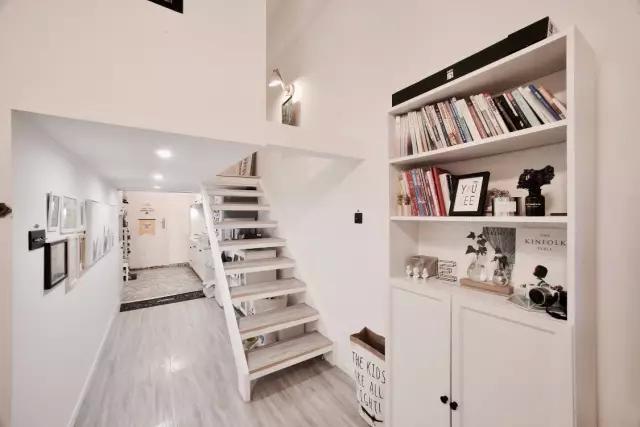65平米复式楼设计图 要的就是这种舒适的感觉!