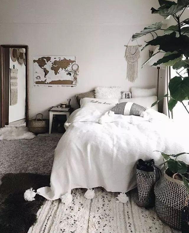 人人都爱的白色调的装修 到底该如何用到家中每一处呢?