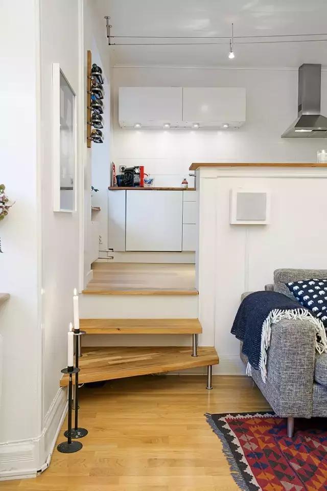 60㎡小公寓 物欲被压缩生活趣味却在蓬勃生长着