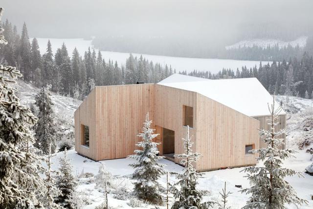 典型的北歐房子是什么樣?挪威10座現代房屋詮釋極簡主義美