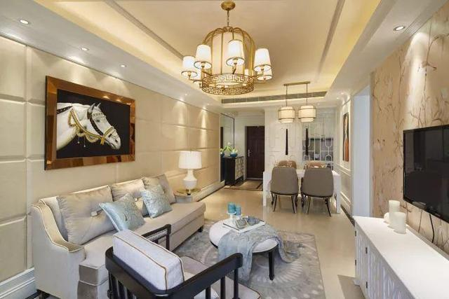 欧式装修风格样板房 打造你想要的次家装