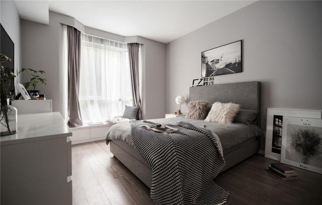卧室飘窗9种改造方案 不浪费一平方的空间