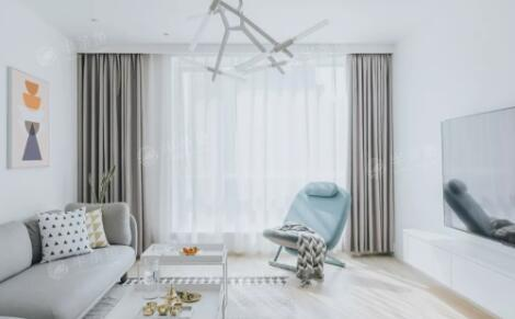 白色的家居设计可以美到什么地步?
