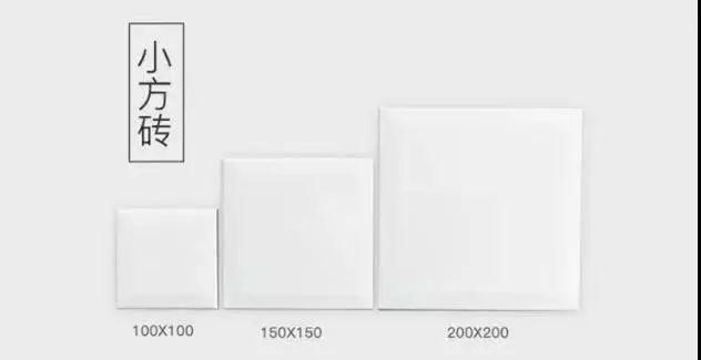 2020流行的瓷砖与拼法