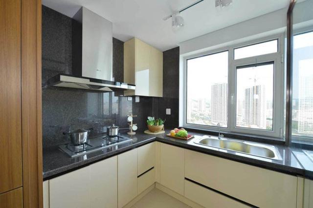 20款廚房裝修設計圖,總有一款設計你,妥妥安排一個