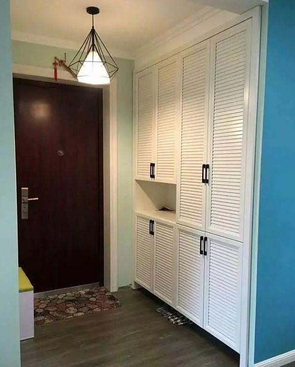 小户型装修收纳怎么做?利用边角和隔断墙轻松提升空间