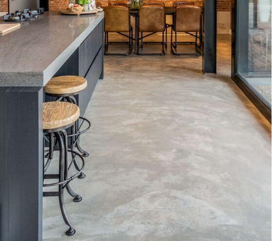 """新房装修不用地板和瓷砖 单单""""水泥""""地面居然这么实用"""