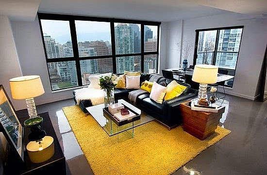 学会地毯颜色搭配 提升客厅颜值再也不是问题