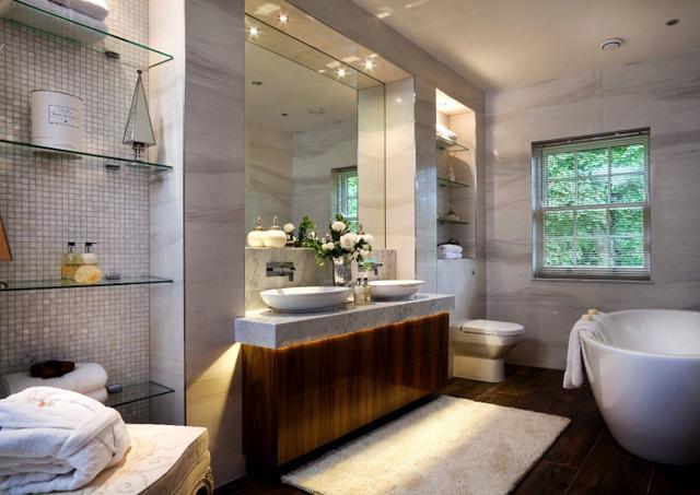 卫生间装修省钱秘诀 教你降低浴室装修成本