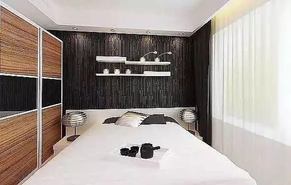 小户型新房的卧室真的太小了 要怎么装才好呢?