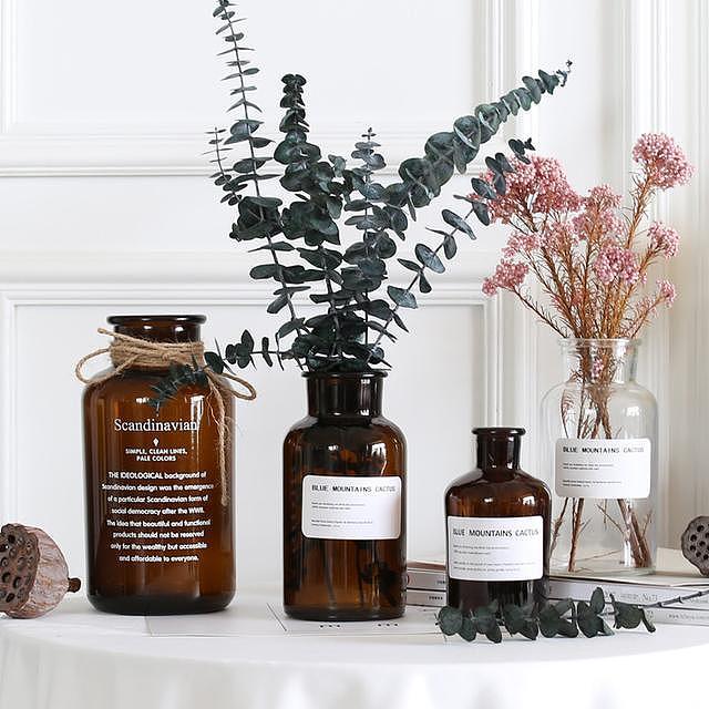 高颜值家居饰品花瓶 提升家居美感的神仙道具