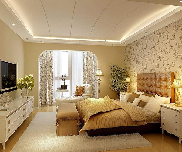 壁纸和乳胶漆哪个环保 墙面壁纸怎样选购