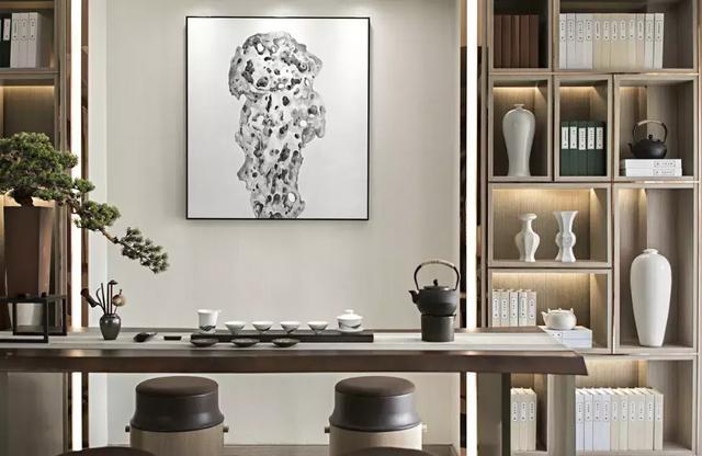 茶室设计案例鉴赏 优雅生活从这开始!