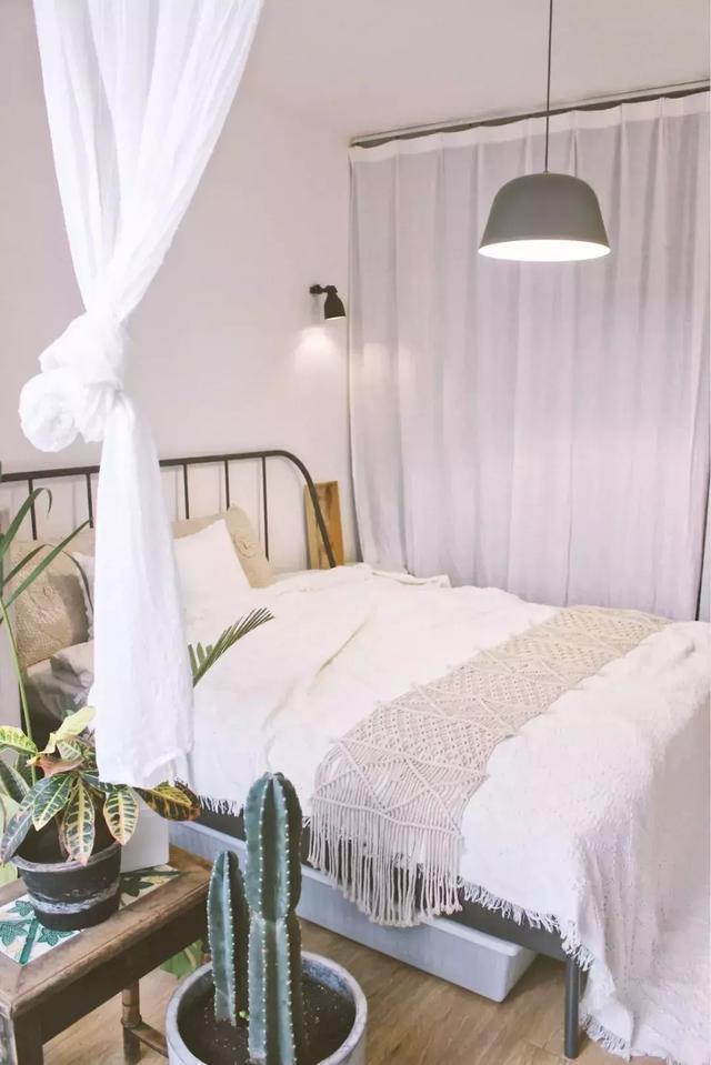 简约清新自然的卧室装修设计案例 来瞧瞧哪一款时候你家的