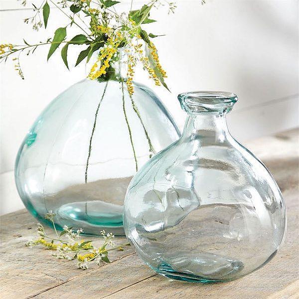 好看的玻璃花瓶 给家居空间无限的美感!