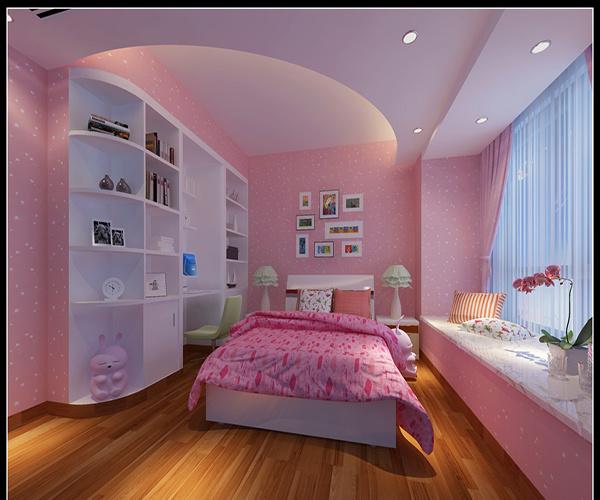 儿童房刷什么颜色墙面漆