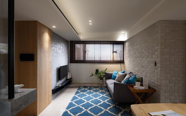 北京美女35W新房裝修 打造100㎡北歐風格新家