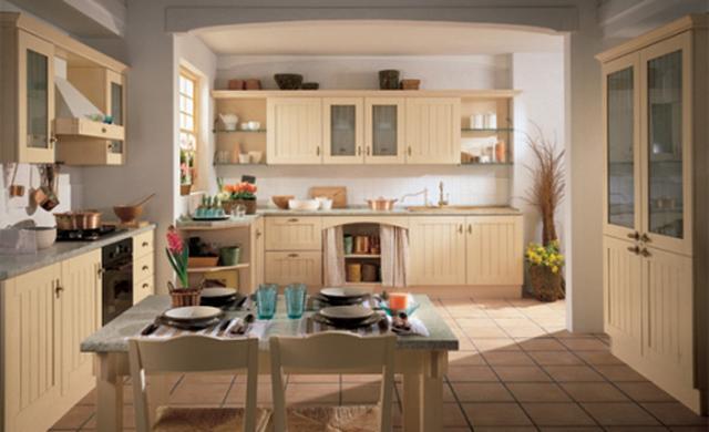 这几款厨房装修图让人品出美味佳肴!你喜欢吗?