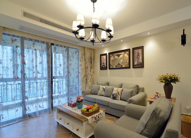 115平田园风三居 享受家的悠闲气质装修风格