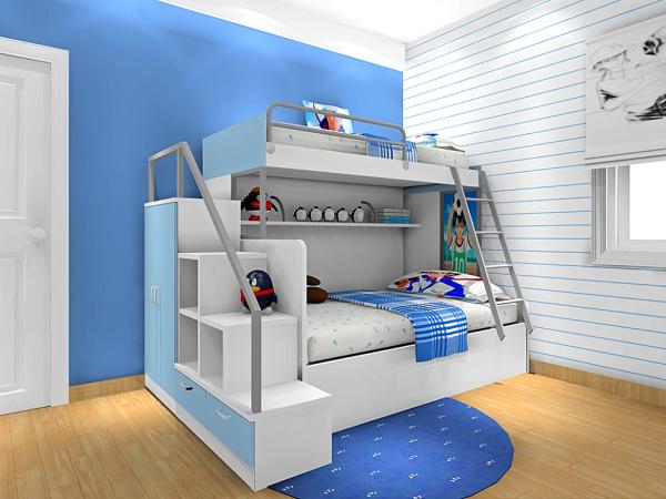 儿童床款式有哪些 儿童床选择有哪些技巧