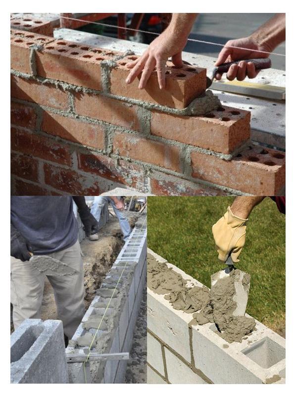 外国工人发明砌墙抹水泥工具 真心实用能省一半力