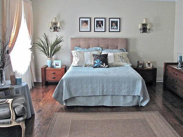 卧室地板用什么材质好 卧室地板铺什么颜色好