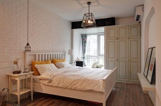 卧室都流行这样设计了 简约文艺又有范!