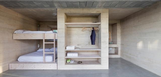 小房间双层床设计 歪果?#24335;?#20320;节约空间