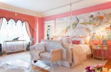 女孩子的卧室装修没灵感 本文带你去挖掘!