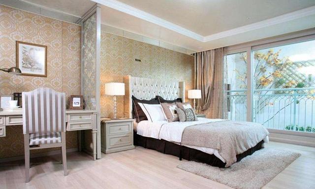 卧室颜色设计搭配 哪种颜色才能适合你