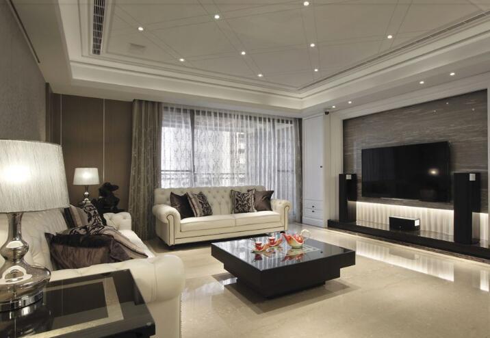 客厅射灯什么颜色好 客厅射灯一般多少瓦