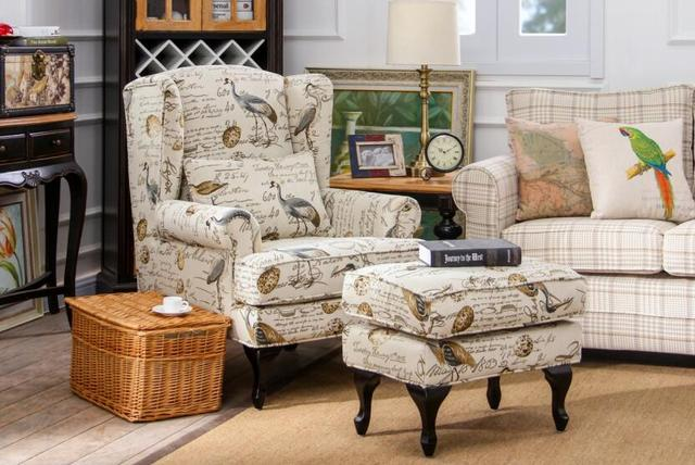 什么是老虎椅 舒适度完爆单人沙发的家具