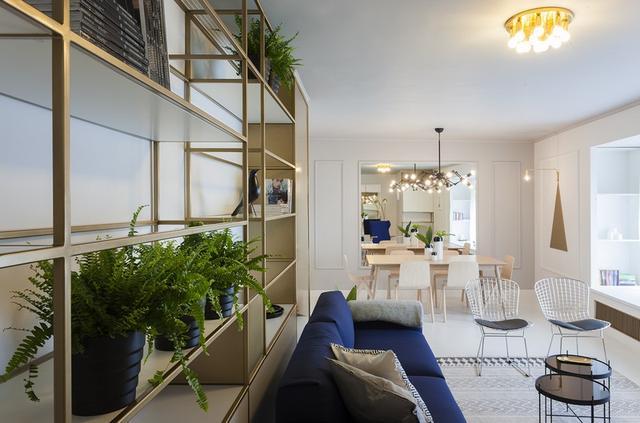 现代简约室内装修 实例教你如何装出不平凡