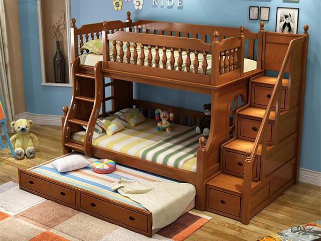 儿童房这么装 空间真的变大了!