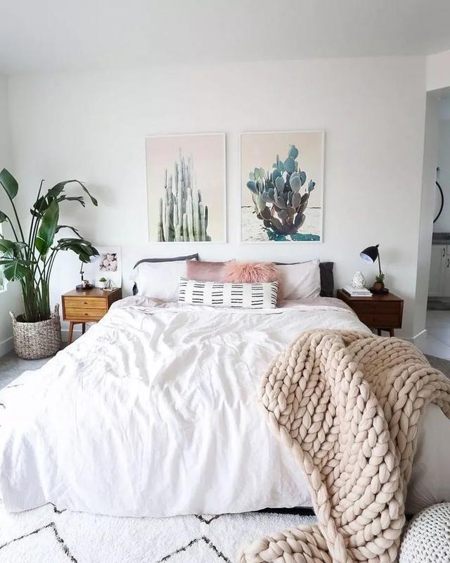 卧室床头怎么做装饰 是不是该换新花样了!