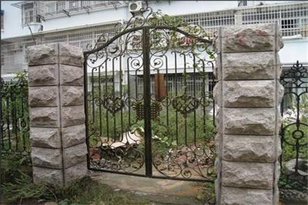 农村别墅院墙大门的尺寸以及大门的风水禁忌