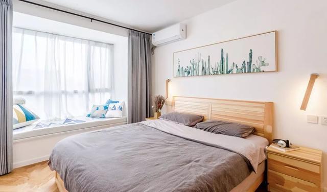 卧室床头用什么灯好 选得对卧室温馨好几倍!