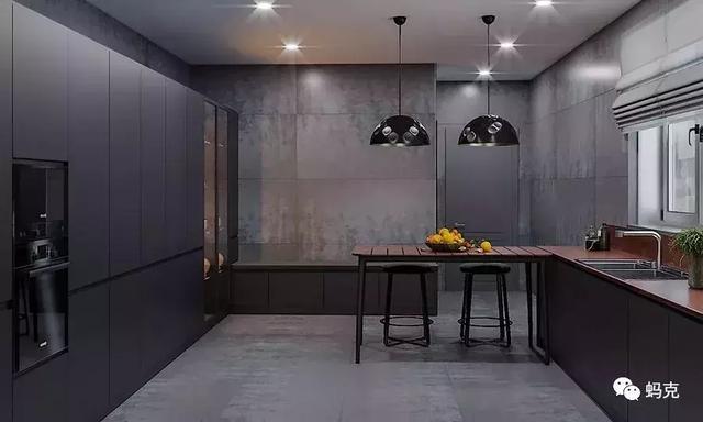 好看的橱柜设计 让厨房不仅仅是做饭的地方!