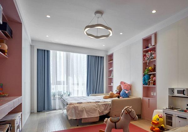 儿童房选择什么颜色好 不同的style有不同的选择!
