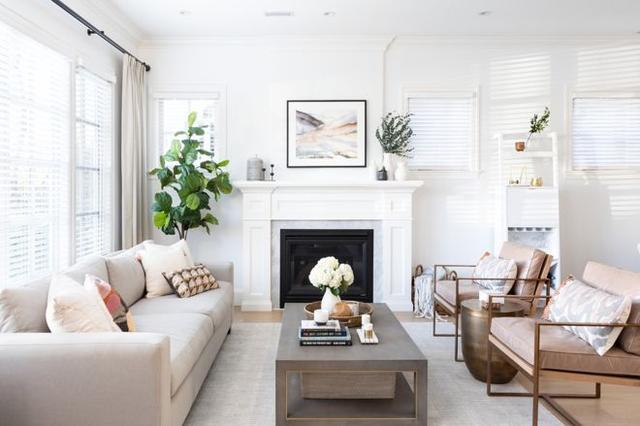 客厅怎么布置 这样子的设计很舒适