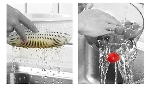 塑料沥水篮的创意设计 这几款有你想要的没?