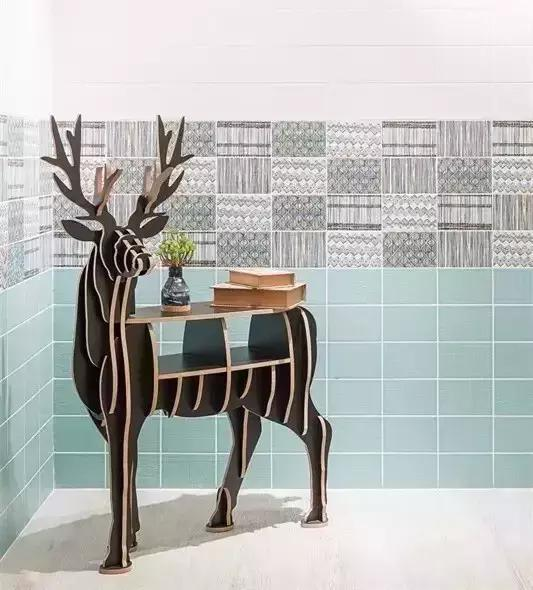 卫生间装修颜色没选好 颜值自然也不会太高!