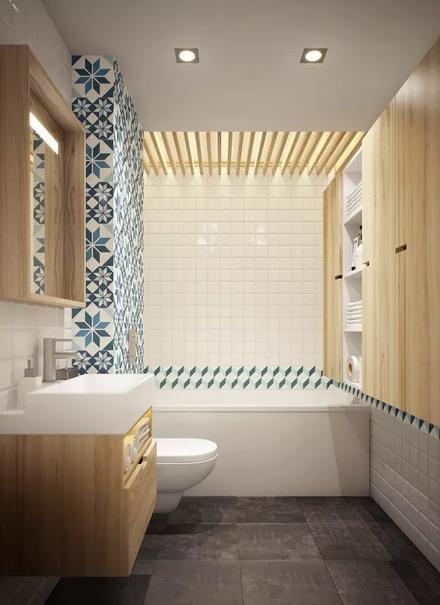 卫生间装修做到这九大细节 家居生活就能避免不少烦心事