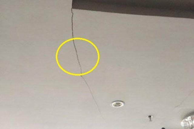 房屋吊頂裝修開裂的原因及處理辦法有哪些