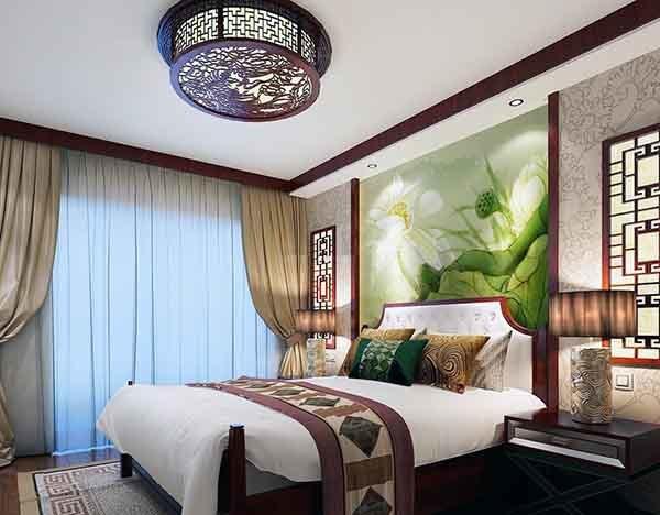 卧室买多大的吸顶灯 卧室用多少瓦的吸顶灯