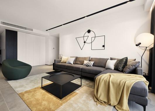 时尚全屋通透装修设计居安墙纸简约的舒适风家打造美新房官方网站图片