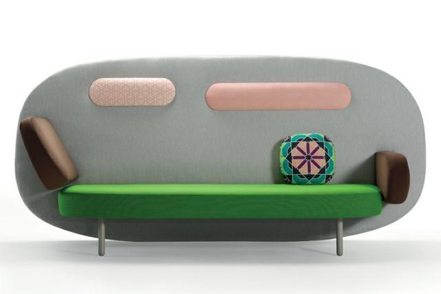 歪果仁的创意沙发设计 一物三用值得推荐
